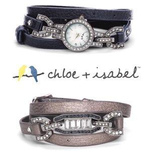 🆕 Convertible Watch/Bracelet Set c+i W001